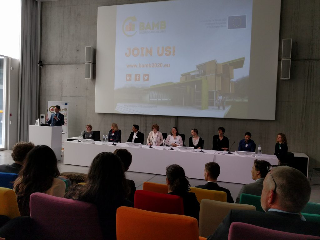 Launch of the BAMB Stakeholder Network