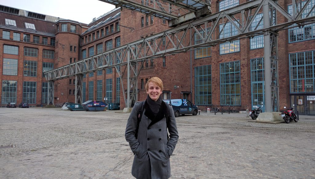 Meeting TU Berlin