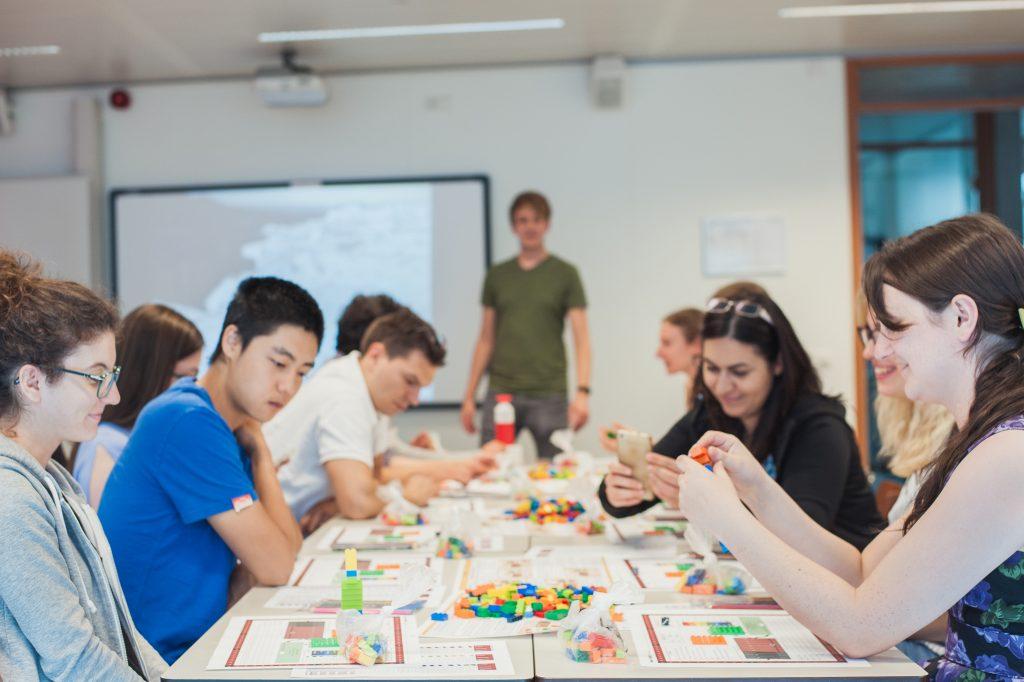 Serious gaming workshop at CHOIR summer school