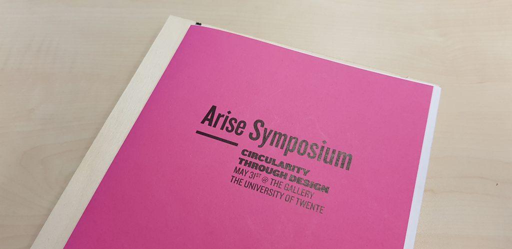 Arise 2018 symposium